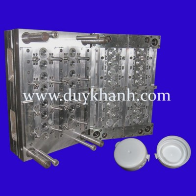 Cooking oil upper cap molds