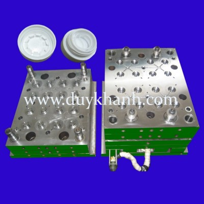 Cooking oil lower cap molds